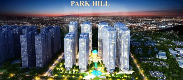 Times City Park Hill Premium – Perfect smart urban area